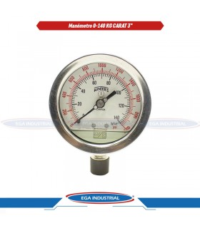 Válvula de palanca TH-5-1/4-B  8994