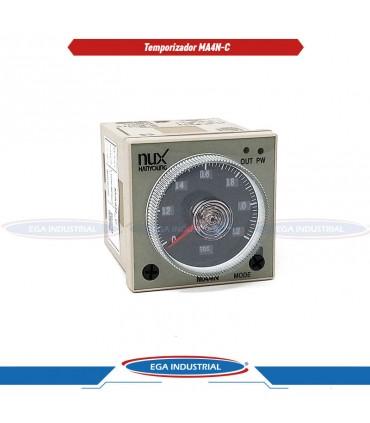 Contador multifuncional DIN de 72 x 72 mm OMRON Modelo: H7BX