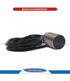 Señalizador LED azul 24V SLDS244 Steck